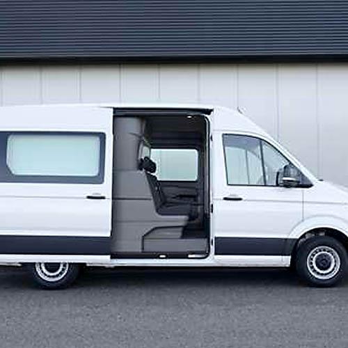 snokes pertvaros VW Crafter