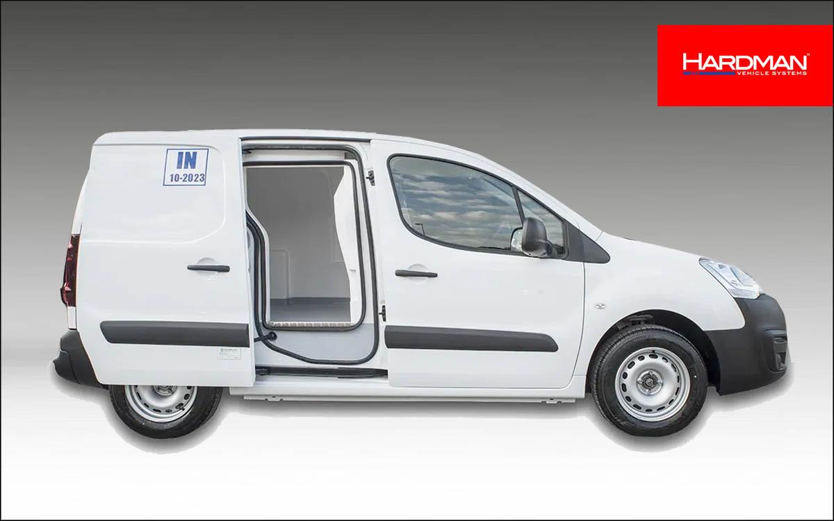 termoizoliacinis kebulas Peugeot Partner