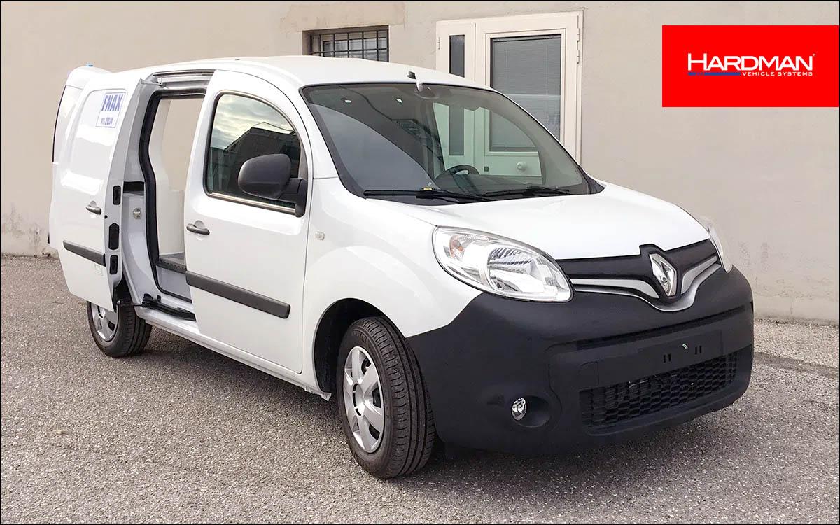 termoizoliacinis kebulas Renault Kangoo