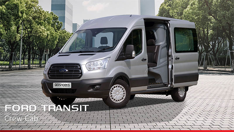 Hardmansystems - Ford Transit-1