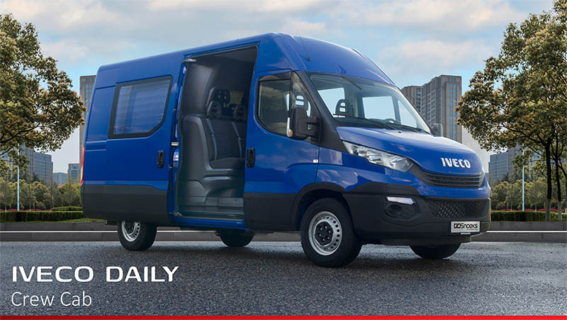 Hardmansystems - Iveco Daily-1