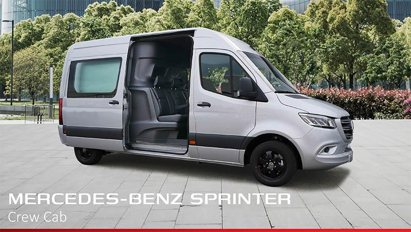 Hardmansystems - Mercedes-Benz Sprinter-1