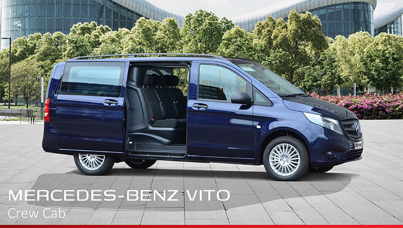 Hardmansystems - Mercedes-Benz Vito-1