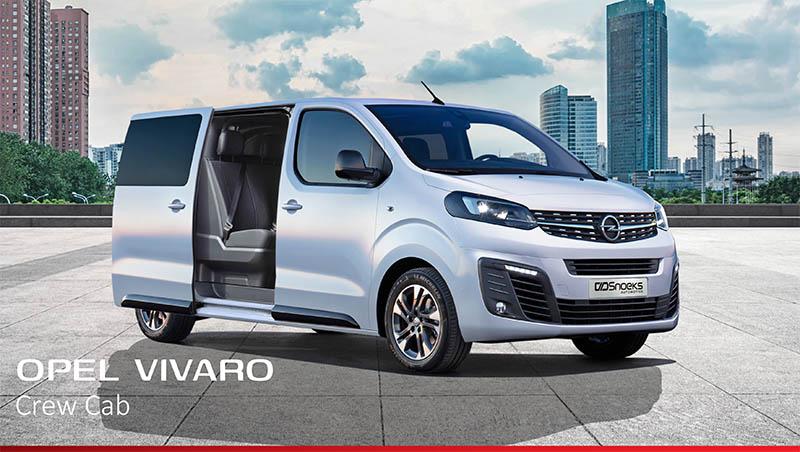 Hardmansystems - Opel Vivaro-1