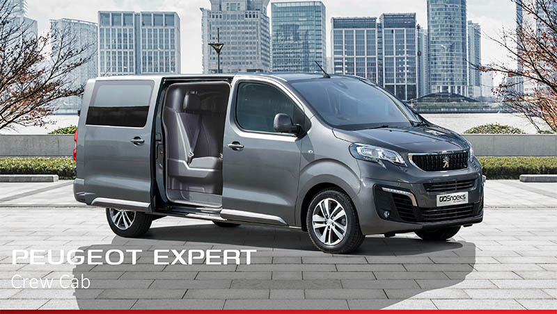 Hardmansystems - Peugeot Expert-1