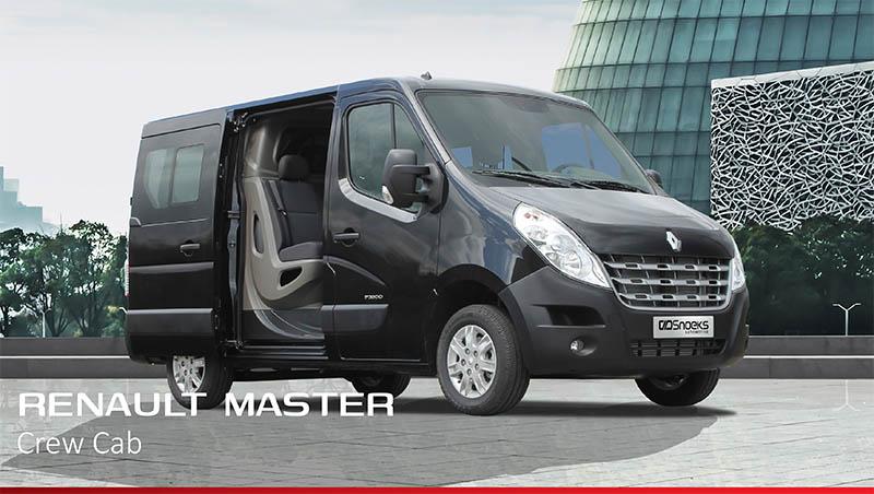 Hardmansystems - Renault Master-1