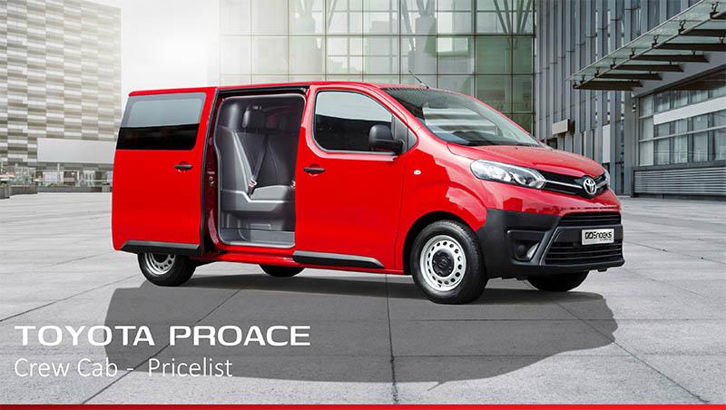 Hardmansystems - Toyota Proace-1