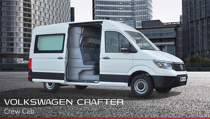 Hardmansystems - Volkswagen Crafter-1