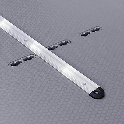 Aliuminio stabdymo juosta